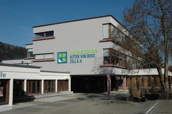 Stadt Zell Am Harmersbach Neubau Mensa In 77736 Zell A H Storz